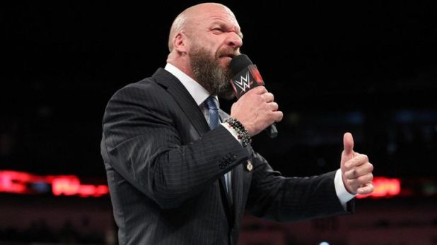 Triple H, aka Paul Levesque, spoke to us before setting off for a busy weekend at NXT UK Takeover: Blackpool.