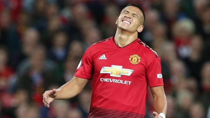 Sanchez endured a tough two-year spell in Manchester