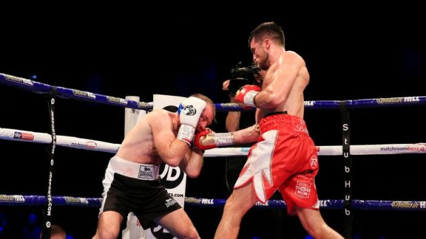Anthony Fowler continues his meteoric rise with another stoppage win