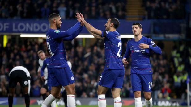 Loftus-Cheek produced another good performance under Maurizio Sarri