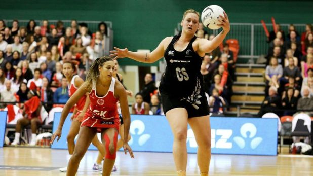 Former New Zealand player, Cat Tuivaiti will be netting the long bombs for Strathclyde Sirens on Saturday after signing with them for next season