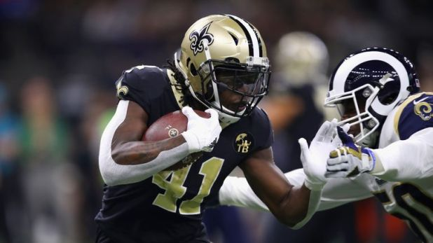 Alvin Kamara has been a revelation for the Rams since being drafted in 2017