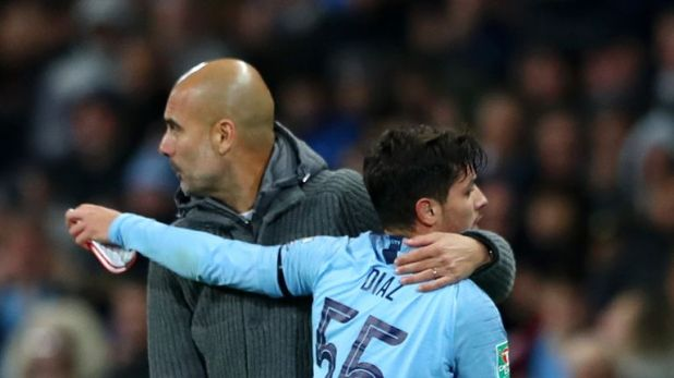 Pep Guardiola says Manchester City will do its utmost to keep Brahim Diaz