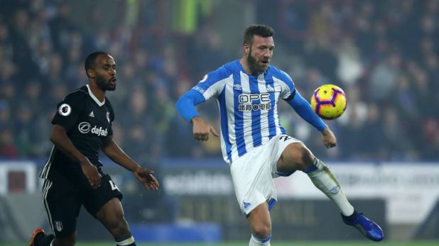 Depoitre hailed his side's 'Terrier spirit' in their win over Fulham