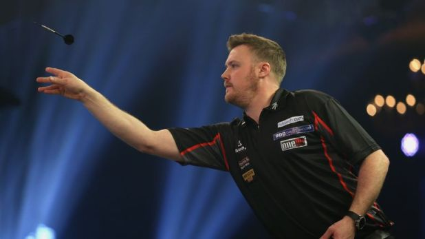 Jim Williams is one of the BDO debutants