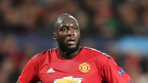 Romelu Lukaku has missed Manchester United's last two matches