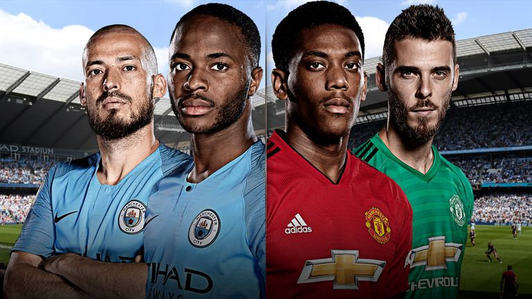 Who wants to be each side's key man at the Etihad?
