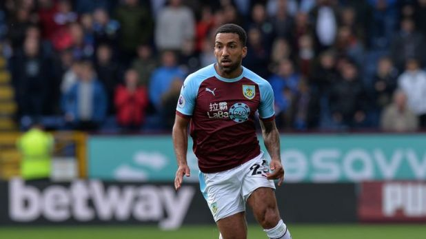 Sean Dyche will be without Aaron Lennon for an unspecified time
