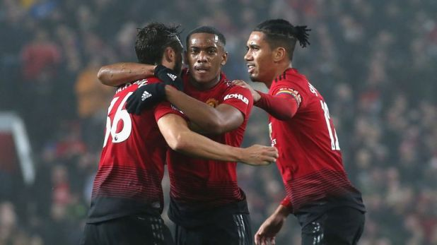 Martial signed a new Manchester United contract in January