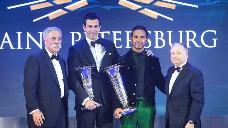 Picture courtesy of the FIA