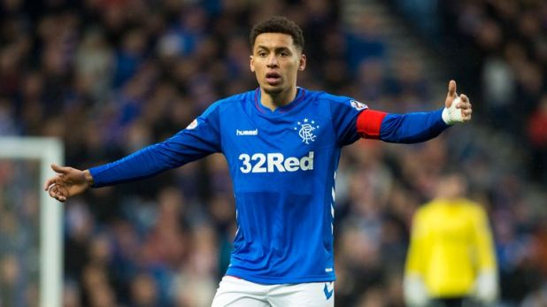 James Tavernier wants Rangers to bounce back from defeat against Aberdeen when they take on Dundee