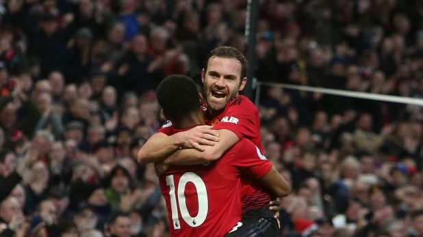 Juan Mata is among the Manchester United players nearing the end of his contract