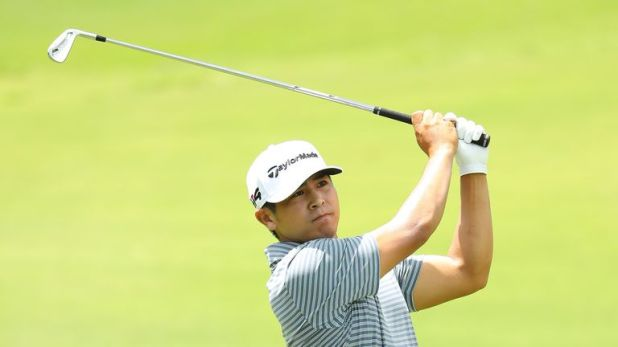 Kurt Kitayama managed only three birdies on day three