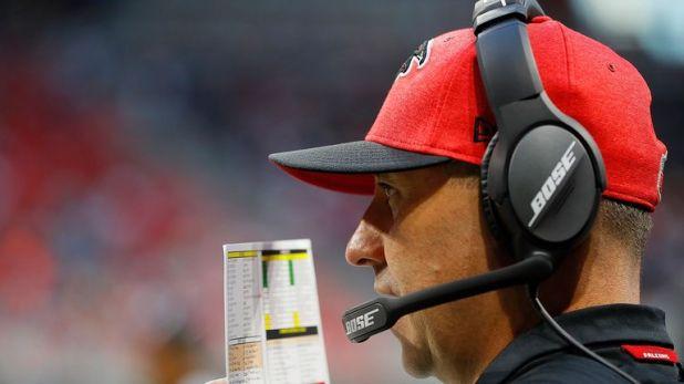 Steve Sarkisian is set to join Arizona