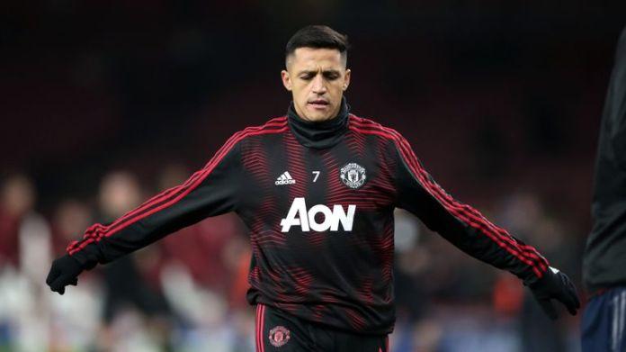Alexis Sanchez has been eliminated since 2 March