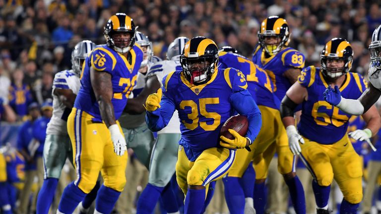 C.J. Anderson has added a one-two punch to the Rams-run game since his arrival