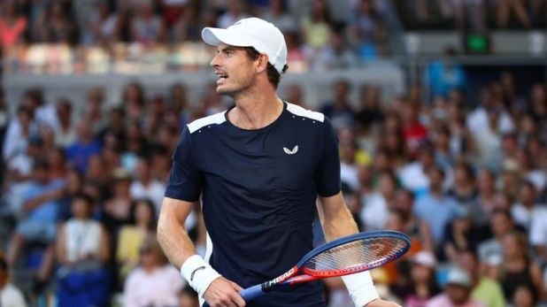 Murray's last match was a first-round defeat at the Australian Open to Roberto Bautista Agut