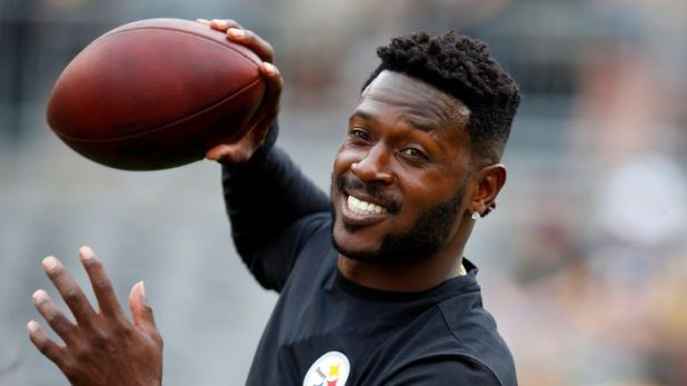 Antonio Brown is set to leave the Steelers on Friday