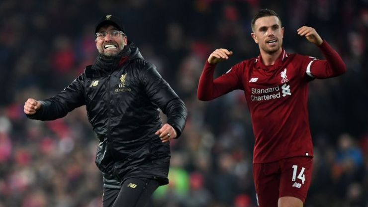 Klopp reveals how Liverpool will beat Manchester City to Premier League title skysports jurgen klopp liverpool 4555483