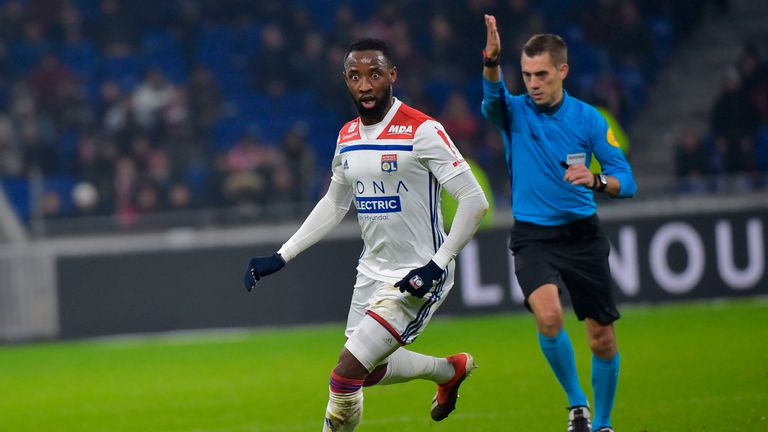 Kết quả hình ảnh cho Moussa Dembele