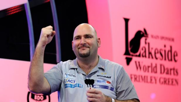 Scott Waites is also chasing a third BDO title