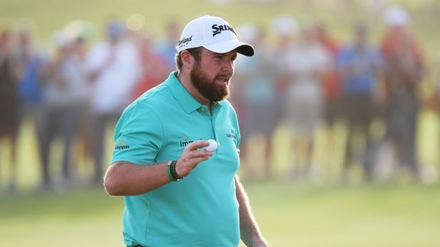 Lowry made six birdies and was delighted to keep a bogey off his card