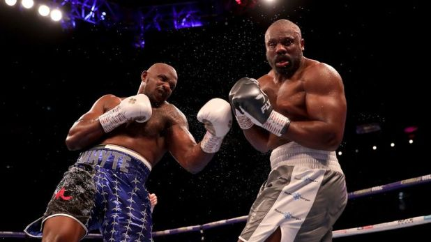 Whyte knocked out Derek Chisora in December to improve to a 25-1 win-loss record