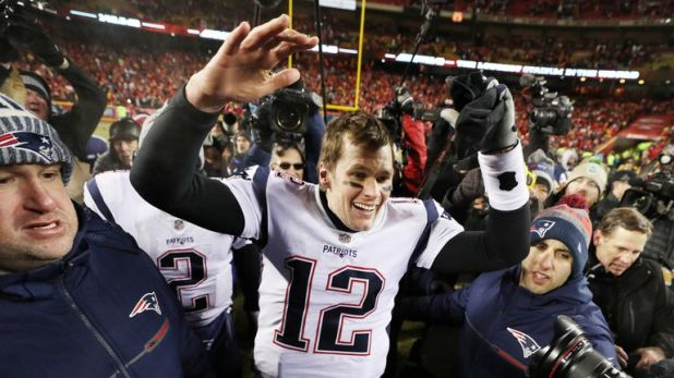 Will 41-year-old Tom Brady's experience win out on Sunday and earn him a record sixth Super Bowl win?