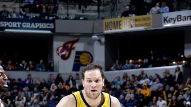 Bojan Bogdanovic scored 23 points for the Pacers