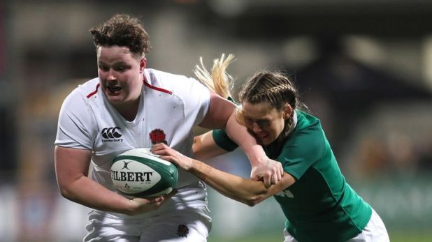 Hannah Botterman  is back for England