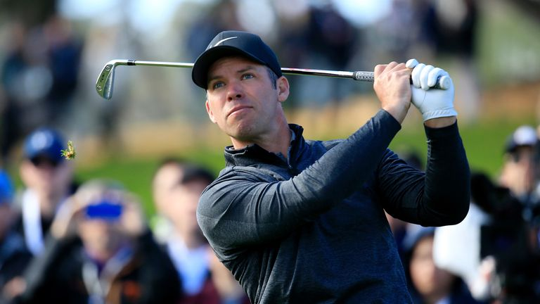 Casey is chasing a third PGA Tour title
