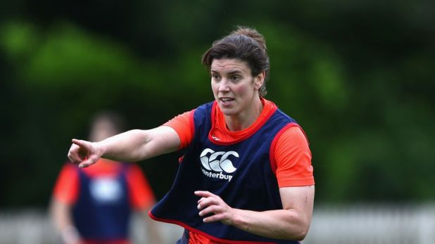 Sarah Hunter will skipper England against Italy