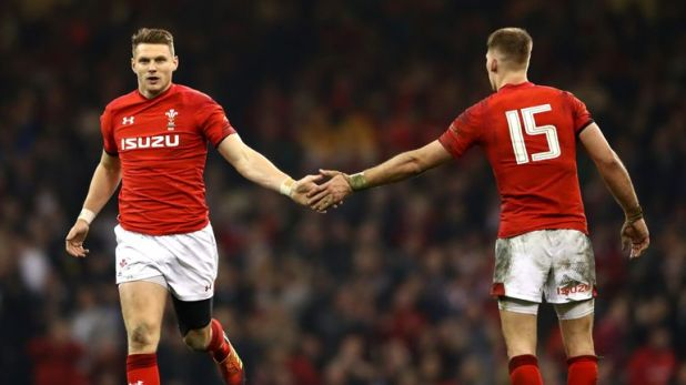 Wales are looking to win a Grand Slam