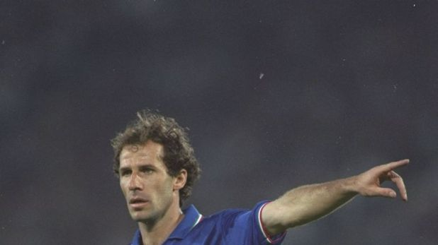 Franco Baresi led with actions rather than words, according to Zola
