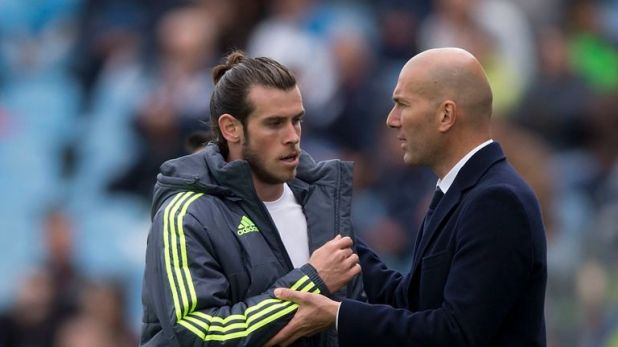 Bale faces an uncertain future at the Bernabeu