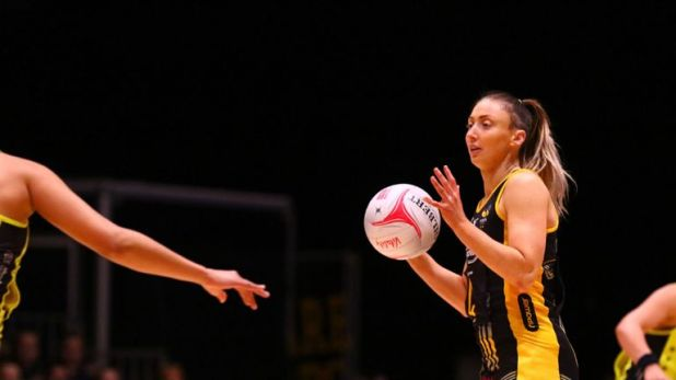 Wasps Netball recorded their 11th win of the Vitality Netball Superleague season