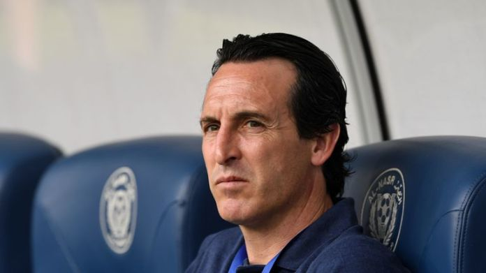 Unai Emery has yet to keep a clean sheet away from home this season