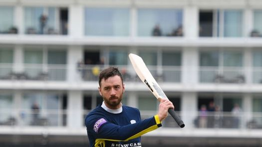 James Vince hits 190 for Hampshire in Royal London One-Day ...