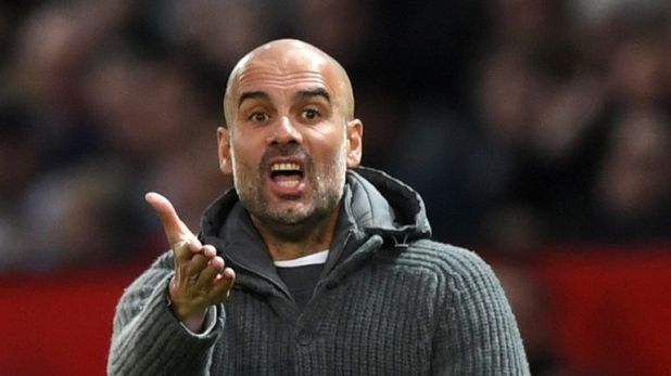 Guardiola expects to be judged on whether or not he wins the Champions League
