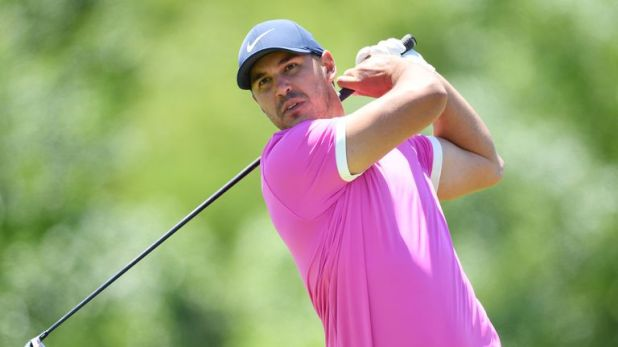 Brooks Koepka tuned up nicely for his PGA Championship defence next week