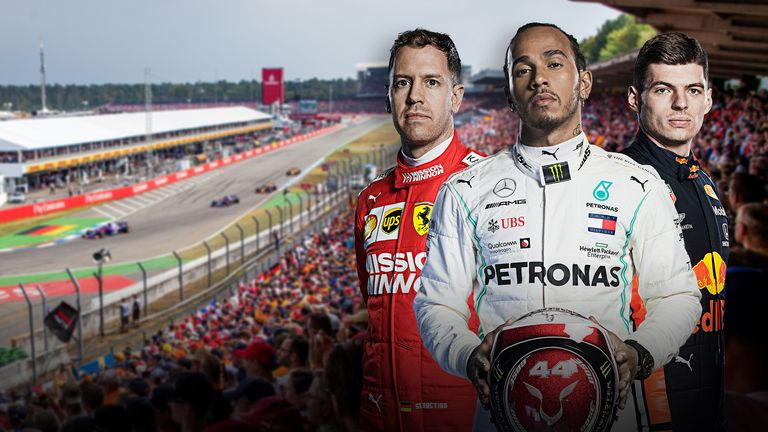 German GP: When it's on Sky Sports F1 and how to watch – BA