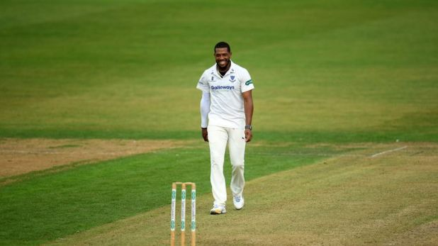 Chris Jordan has taken 24 wickets in 10 County Championship matches this season