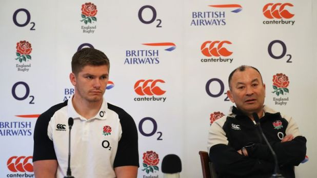 Can Owen Farrell and Eddie Jones lead England to a successful World Cup campaign?