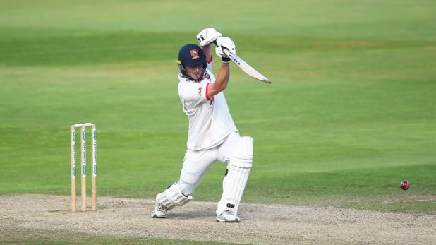 Tom Westley fell three runs short of hitting centuries in both innings for Essex against Warwickshire at Edgbaston