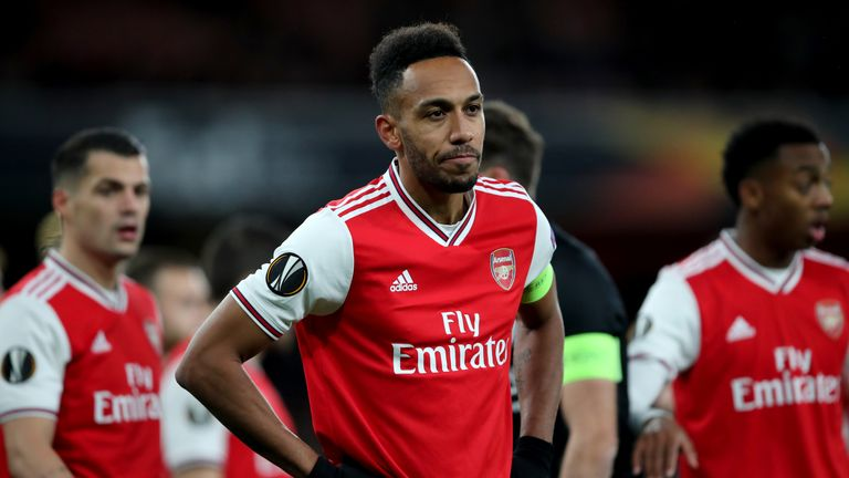 Real Madrid are reportedly set to make a £70m offer for Pierre-Emerick Aubameyang