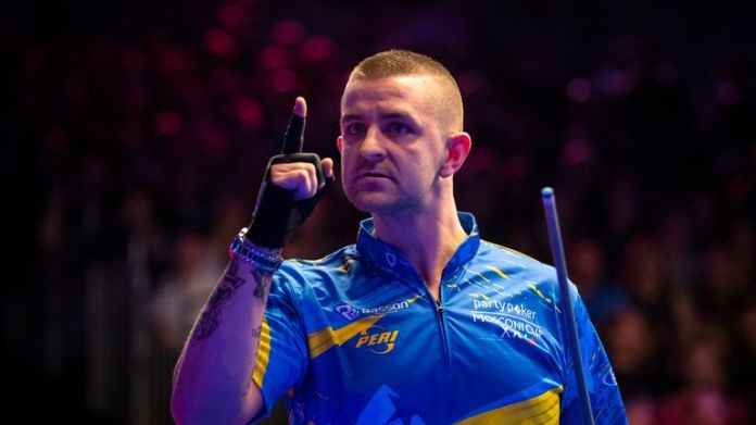 Jayson Shaw believes the introduction of The UK Open will be 'massive for UK pool'