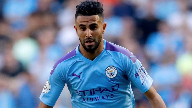 Riyad Mahrez is likely to feature at the tournament for Algeria