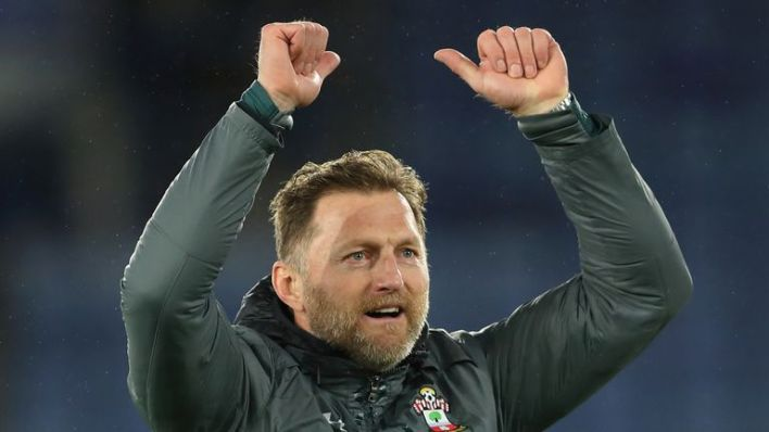 Saints boss Ralph Hasenhuttl expected to sign new four-year contract on Tuesday
