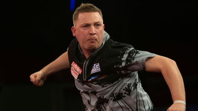 Chris Dobey feels he is ready to win a PDC major title
