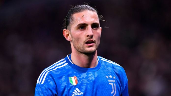 Adrien Rabiot is reportedly seeking a move away from Juventus